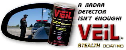 Veil Anti Laser Coating